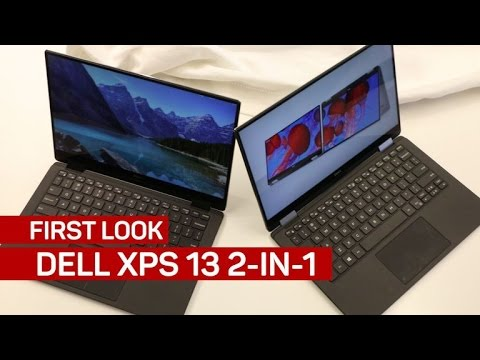 Dell's Infinity display comes to an XPS 13 hybrid