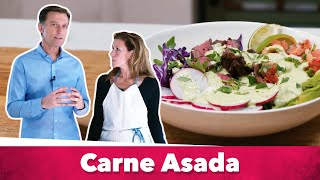Keto Carne Asada Bowl Recipe - Quick & Easy