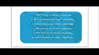 RESEARCH PAPERS ON CLOUD COMPUTING IN AUSTRIA