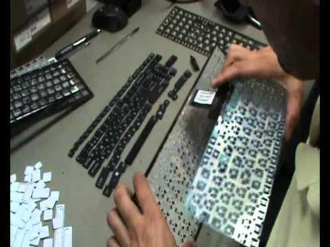 Ремонт ,переборка клавиатуры