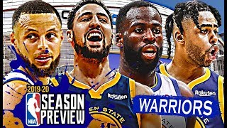 Golden State Warriors NBA Season Preview: Stephen Curry | Klay Thompson | D'Angelo Russell [2019-20]