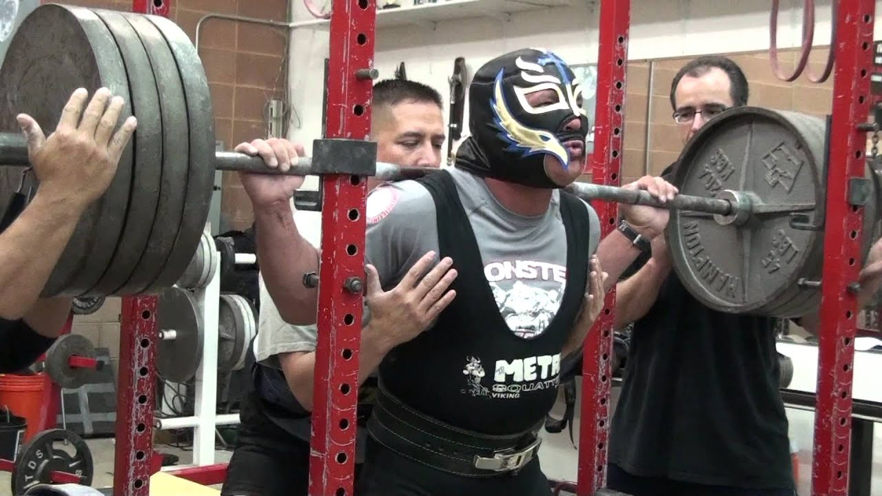 Everything about monster garage gym minus the lifting
