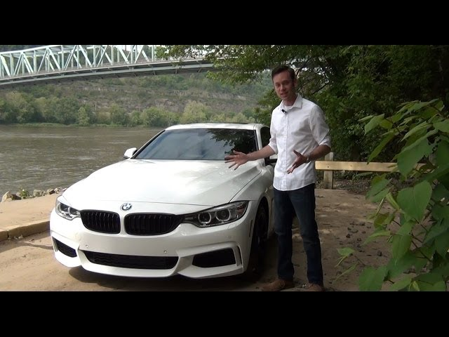 Review: 2014 BMW 428i xDrive - YouTube