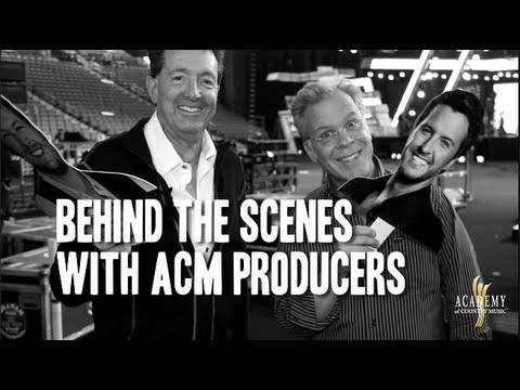 ACMs Setup Behind the Scenes with Producers Barry Adelman & Rac Clark