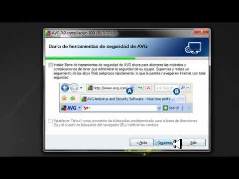 Descargar AVG 9.0  Hasta el 2018 - InterTutoriales