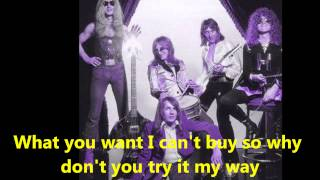 Mott the Hoople - Momma's Little Jewel
