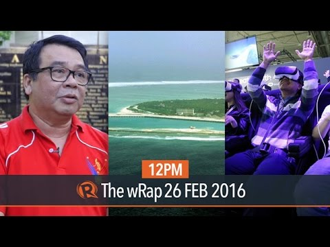 China's defense, Martial Law torture, virtual reality | 12PM wRap