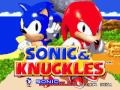 Sonic 3 and knuckles [genesis] music both title screen themes