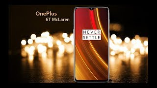 OnePlus || 6T McLaren|| Salute to Speed