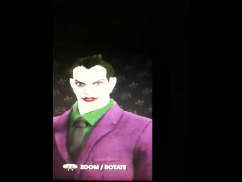 Sr3 how to make the joker and his car