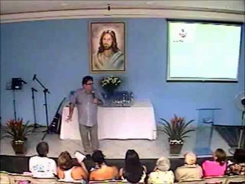 Palestra - Grupo Espírita Esperança - José Carlos De Lucca - 01 de fevereiro de 2012
