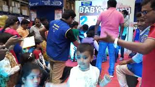 My baby (himalaya sponcered )fancy dress competition