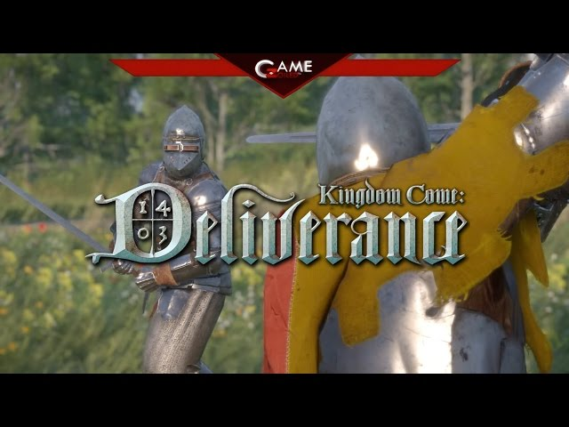 Kingdom Come: Deliverance превью
