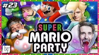 SUPER MARIO PARTY met Jeremy, Joost, Duncan en Link | LOGS3 | #23