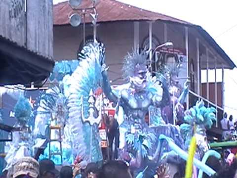 Diosa Afrodita y La tapa del Coco Domingo de Culecos