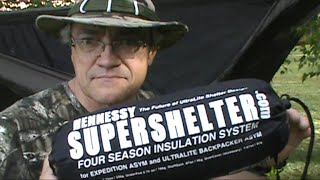 Hennessy SuperShelter - Thanks Mike @ Mustang774