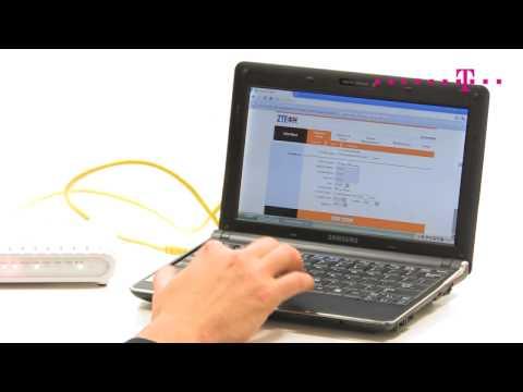 ZTE ZXV10 W300 - masz modem. masz router. masz spokój