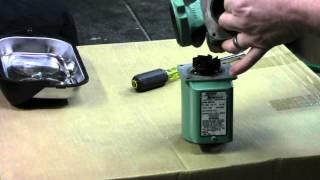 Taco 007 circulator pump repair