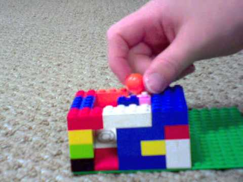 how to build lego gumball machine 25