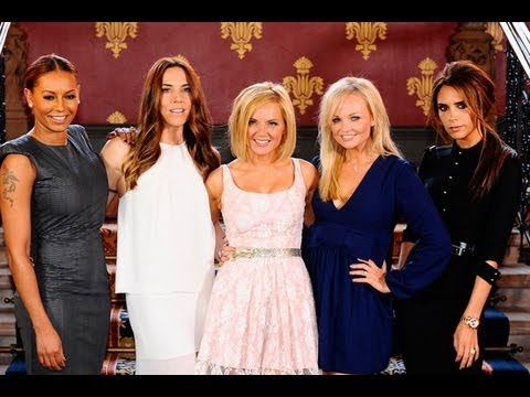 Victoria Beckham Confirms Spice Girls Performing Olympics