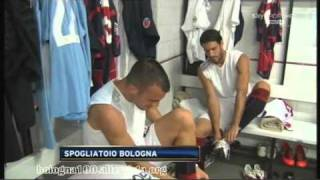 Bologna FC 1909 - Inter 0-0 30/08/2010 prepartita con intervista al vicepresidente Giannuzzi