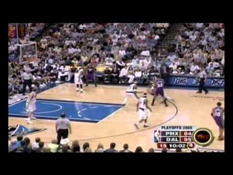 Steve Nash - 48 points vs Dallas Mavericks Full Highlights (2005 WCSF GM4) (2005.05.15)