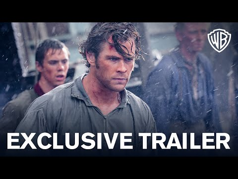 In the Heart of the Sea - Teaser Trailer - Official Warner Bros. UK