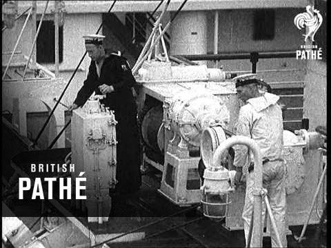 Safety At Sea (1934)