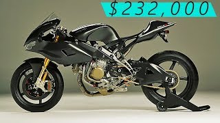 Top 7 Most Expensive Motorcycles Ever Made