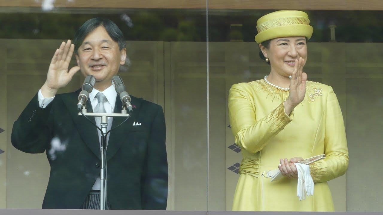 天皇陛下一般参賀愛子さま