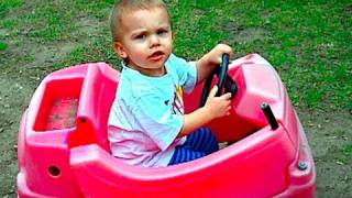 BABY ROAD RAGE!