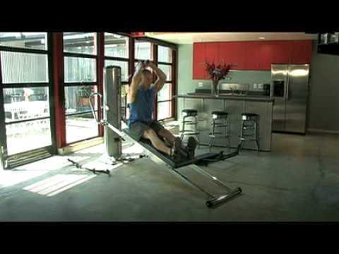 xl manual total gym