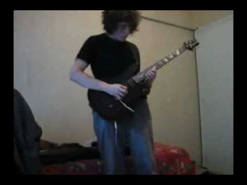 Trying out my new PRS SE Paul Allender: Muse - Hysteria
