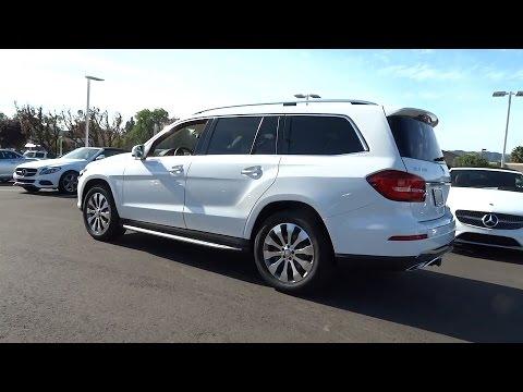 2017 Mercedes-Benz GLS Pleasanton, Walnut Creek, Fremont, San Jose, Livermore, CA 17-0591