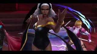 Shadowland: 12 min 18 second Speed Clear [Floors 1-30] - Marvel Future Fight
