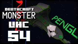 DeathCraft Monster UHC SMP - S2 Ep 54 - Best Decoration Ever!