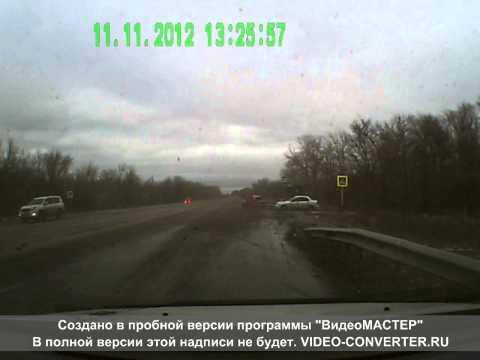 ДТП самара-бугуруслан 40-й км