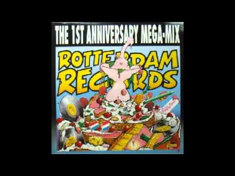 rotterdam records 1st anniversary megamix