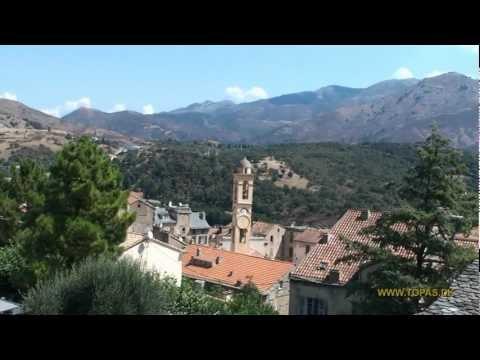 Topas Travel - Frankrig - Korsika - Corte