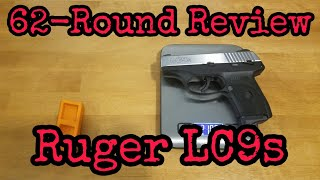 62-Round Review: Ruger LC9s