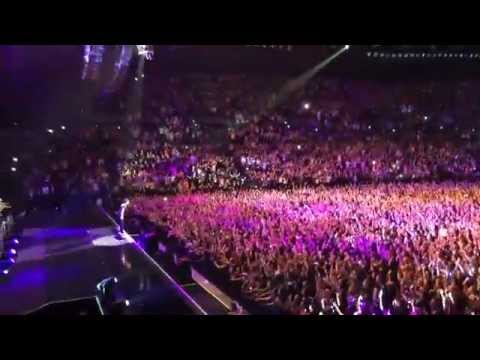 Justin Timberlake - Mirrors Live Auckland New Zealand 15/10/14