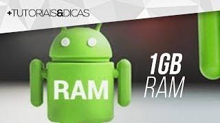 Como ganhar 1GB de MEMÓRIA RAM no ANDROID