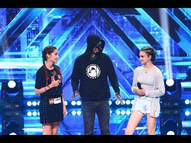"""Costina a avut ocazia să o cunoască și pe Olga Verbițchi, cea care a câștigat competiția """"X Factor"""""""