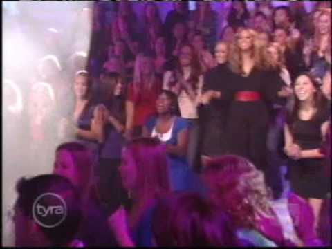 Beyonce - Single Ladies On Tyra (Part 6)