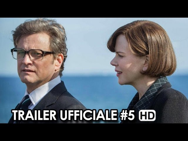 Le Due Vie del Destino Trailer Ufficiale Italiano #5 (2014) - Colin Firth, Nicole Kidman HD