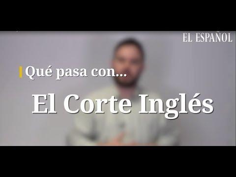 ¿Qué pasa de verdad en EL CORTE INGLÉS?
