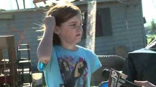 Angel rescues family from devastating tornado!!