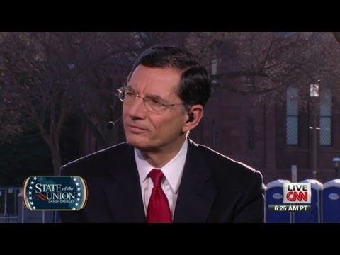 John Barrasso: We want Obama to succeed