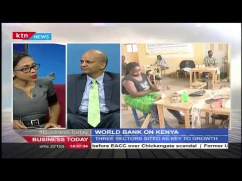 Business Today 9th March 2016:  World Bank On the State of Kenyan Economy part 1