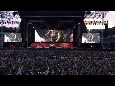 Metallica - Seek And Destroy (Live @ Gothenburg Sweden, 2011)